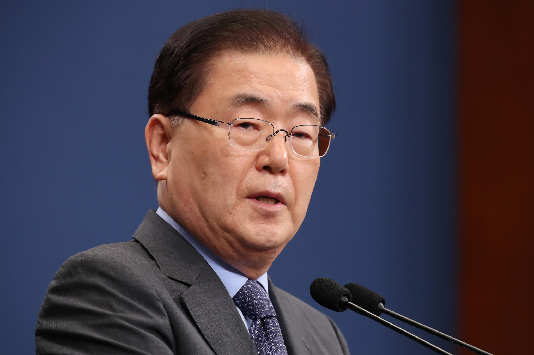[일문일답] 김정은 트럼프 첫 임기내 북미 적대관계 청산·비핵화 실현