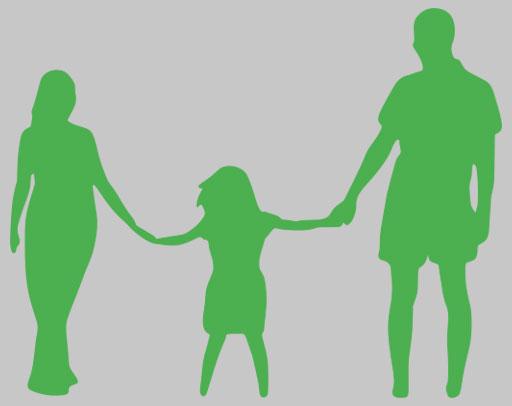 아이는 제가 키우기로 하고 힘겹게 이혼 했습니다. 아이 아빠와 면접교섭을 하게 해주었는데 아이는 아빠와 만나고 오기만 하면 울어요. [사진 svgilh.com]