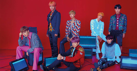 Photo from official BTS site