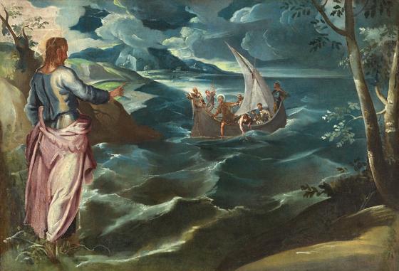 예수 당시의 유대인들은 '천국의 사람들은 바다 위를 걸어다닌다'고 믿었다. 예수가 물 위를 걷기 전에, 유대인들은 이미 그런 믿음을 갖고 있었다.