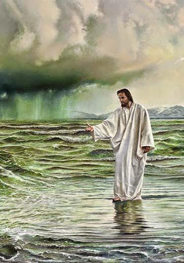 [백성호의 현문우답] 금지된 질문-예수는 정말 물 위를 걸었나