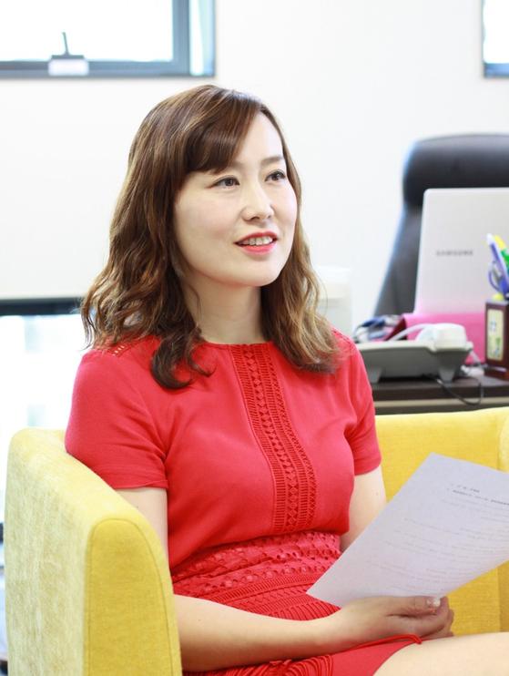 서울 광화문 씨트립코리아 사무실에서 장원 대표를 만났다 [출처: 차이나랩]