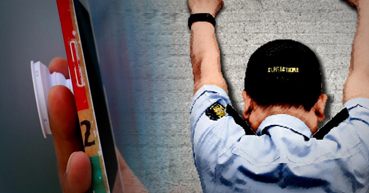 재소자에게 휴대전화를 제공한 대가로 돈을 받은 혐의로 조사를 받던 교도관이 숨진 채 발견됐다. [중앙포토, 연합뉴스]