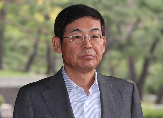 이상훈 삼성전자 이사회 의장. [연합뉴스]