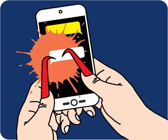 온라인 대형 커뮤니티는 정치인들이 영향력을 발휘하기 어려워 '인터넷 끝판왕'이라 불린다. [그래픽=이정권 기자 gaga@joongang.co.kr]