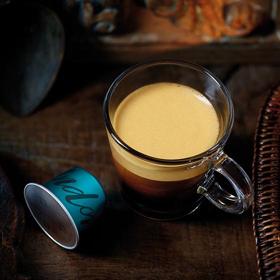 공정 무역을 인증받은 마스터오리진 인도네시아 커피. [사진 네스프레소]