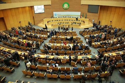 에티오피아에서 열린 만국우편연합(UPU) 총회 [UPU 홈페이지]