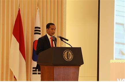 조코 위도도 인도네시아 대통령