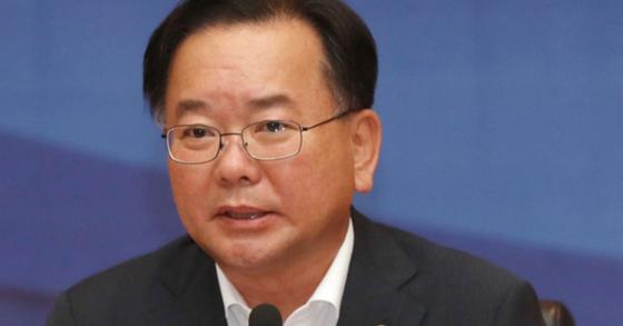 김부겸 행정안전부 장관 [뉴스1]