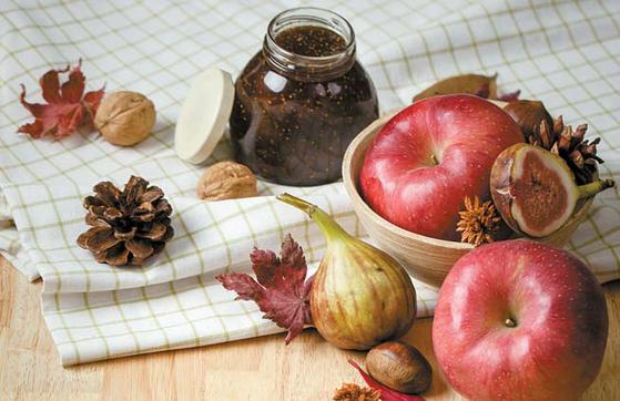 전남 영암에서 생산된 무화과는 향이 진하고 과육이 부드럽다.