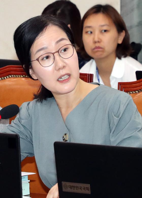 자유한국당 김현아 의원. [연합뉴스]