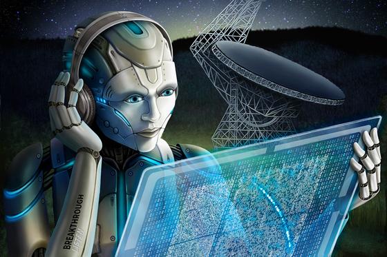 인공지능을 활용한 천문학 연구가 속도를 내고 있다. 외계 생명체 프로젝트 연구팀은 인공지능을 활용해 30억 광년 떨어진 우주 공간에서 외계 생명체 단서를 수집하는 데 성공했다.[사진 UC버클리]