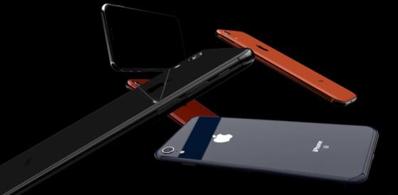 """베일 벗는 신형 아이폰…""""이름은 아이폰 XS·XS맥스·XR 3종"""""""