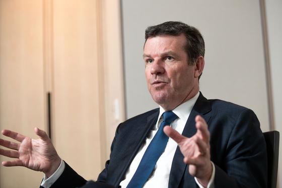 브렛 힘버리 IFM인베스터스 대표는 분산 투자의 중요성을 강조했다. [사진 IFM인베스터스]