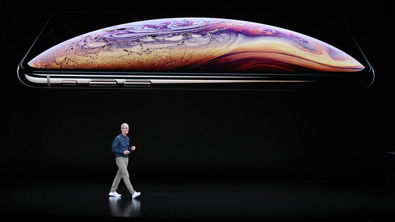 아이폰, 갤노트보다 커졌다···프리미엄 XS맥스 6.5인치