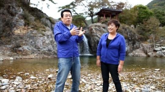 김동현과 혜은이. [사진 SBS]