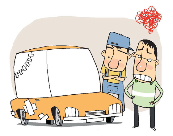 아파트 내부의 좁은 주차 공간으로 생기는 '주차 분쟁'은 종종 주민들이 차량 문을 열다 다른 차량의 문과 부딪치는 '문콕 갈등'으로 번지는 경우가 많다. [중앙 포토]