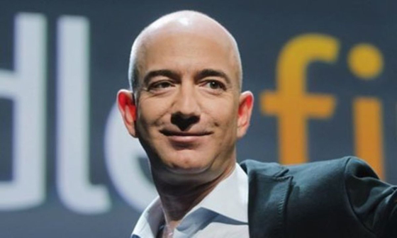 제프 베저스 아마존 창립자 겸 CEO. [중앙포토]