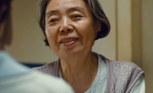 영화 '태풍이 지나가고'의 키키 키린.
