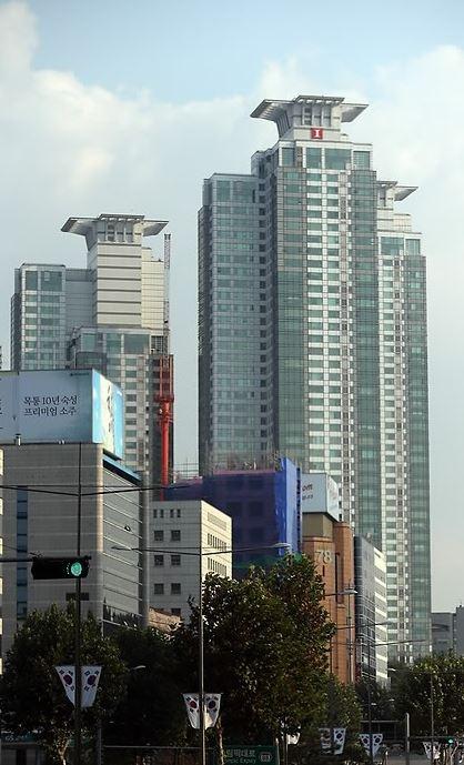 삼성동 현대아이파크. [연합뉴스]