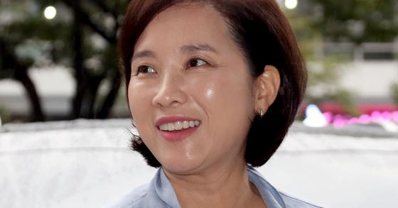 유은혜 사회부총리 겸 교육부장관 후보자. [연합뉴스]