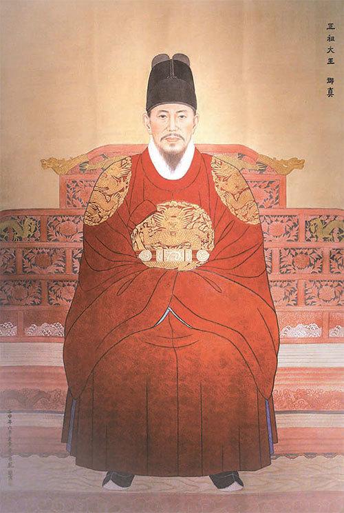 요순 시대를 이상으로 삼았던 조선의 개혁군주 정조. 사진은 정조 표준 영정이다. [사진 판미동]