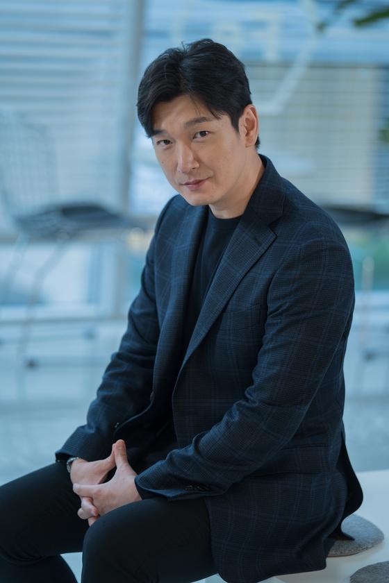 영화 '명당'으로 13일 서울 삼청동에서 만난 조승우(38). [사진 메가박스중앙 플러스엠]