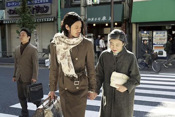 영화 '오다기리 죠의 도쿄타워'. [중앙포토]