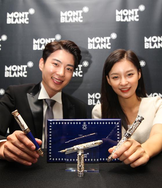 몽블랑 루드비히 2세 기념 한정판 만년필 공개