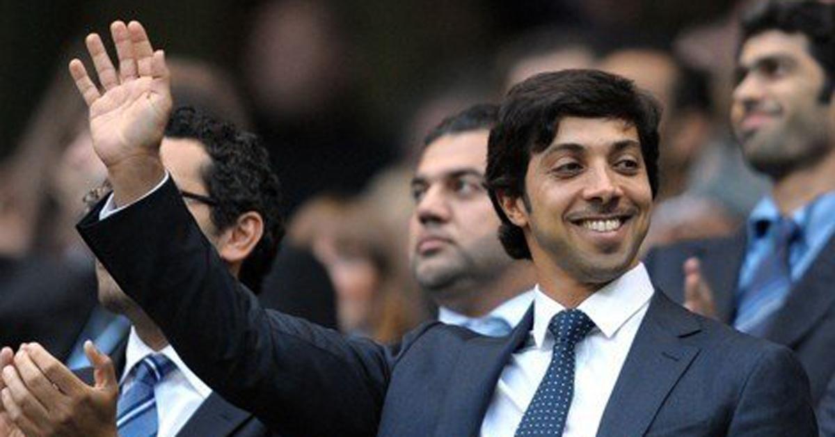 아랍에미리트(UAE)의 거부 셰이크 만수르 빈 자예드 알 나얀 [AFP=연합뉴스 자료사진]