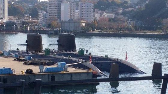 중국 코 앞에서 日 자위대 잠수함 극비리에 훈련