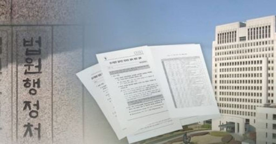 사법농단을 수사 중인 검찰이 법원의 압수수색 영장 기각에도 불구하고 임종헌 당시 법원행정처 차장의 차명폰을 14일 확보했다. [연합뉴스]