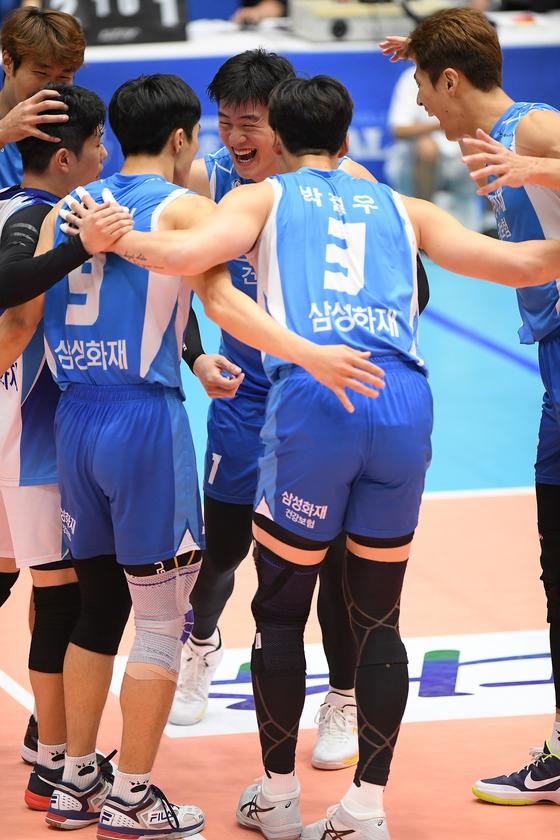 삼성화재 2018 프로배구 컵대회