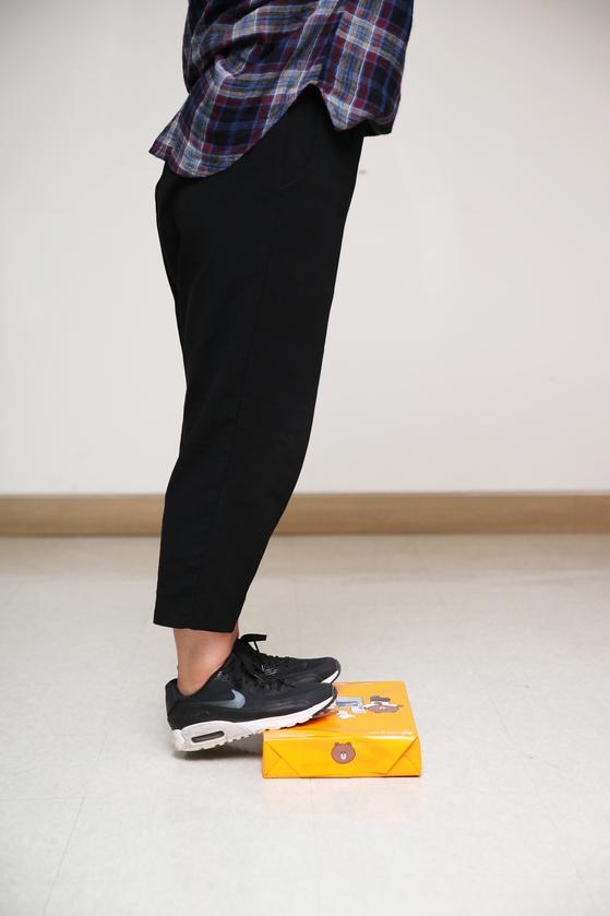 [소년중앙] 뒤꿈치 올렸다 내렸다만 해도 다리 붓는 일 줄죠
