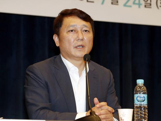 최재성 더불어민주당 의원 [뉴스1]