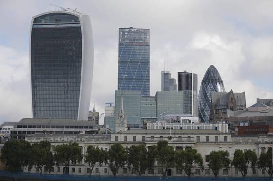 런던 오피스빌딩 사들이는 한국, 中 제치고 큰 손 등극