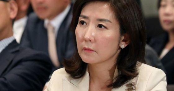 """나경원 """"비핵화 진전 표현도 아깝다…남북관계·퍼주기만 급발진"""""""
