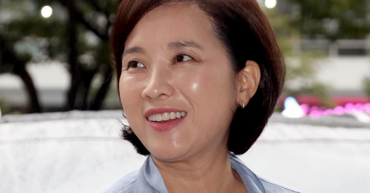 """전희경 """"유은혜, 남편 직무관련 주식 보유에도 교문위 활동"""""""