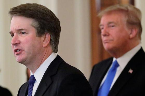 심상치 않다…美 대법관 지명자 성폭력 의혹, 중간선거까지 흔들까