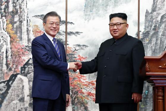 문재인-김정은, 첫 '백두산 등반 외교' 내일 날씨는