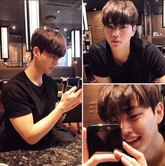 Photo from Instagram @songkang_b