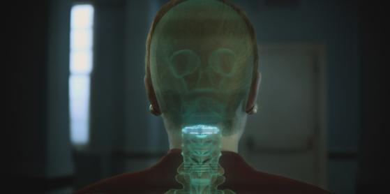 '스택'이라는 칩을 뇌에 연결하면 USB처럼 컴퓨터에 기억과 감정을 다운로드 할 수 있다.