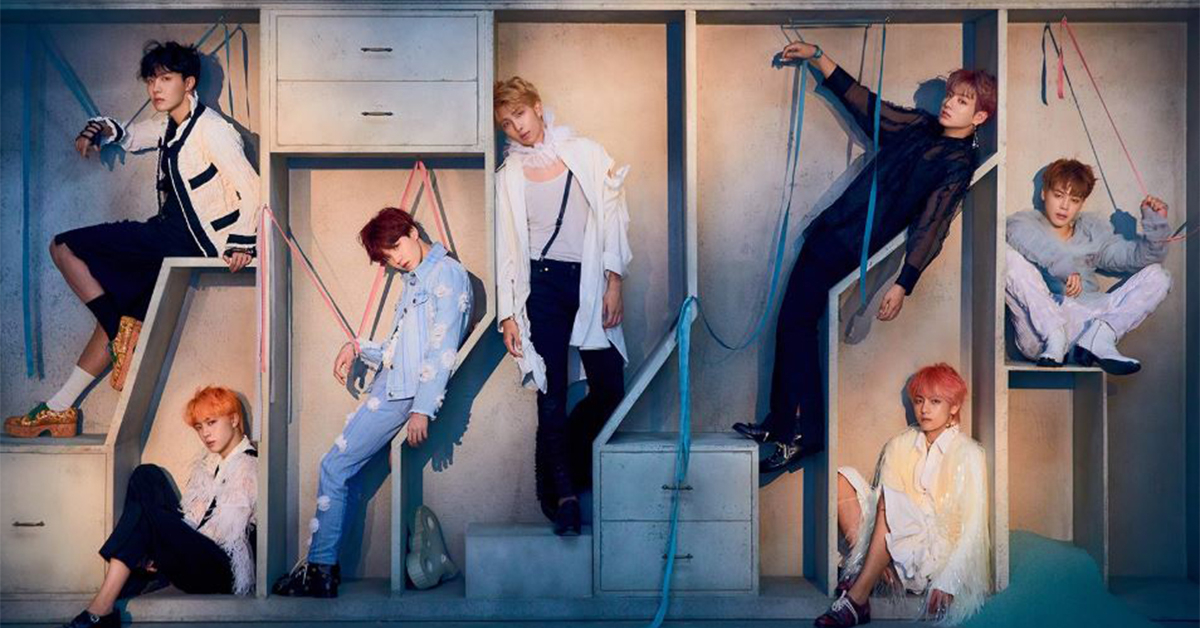 Photo from BigHit Ent.