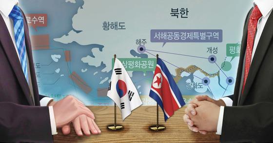 """김성태 NLL 포기 발언 공방…""""국기문란"""" vs """"정부 하수인"""""""