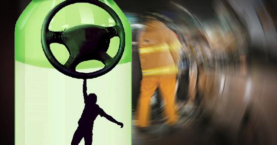 음주운전 교통사고 관련 이미지. [중앙포토]