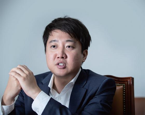 [월간중앙 직격 인터뷰] '청년 보수 아이콘' 떠오른 이준석 바른미래당 최고위원