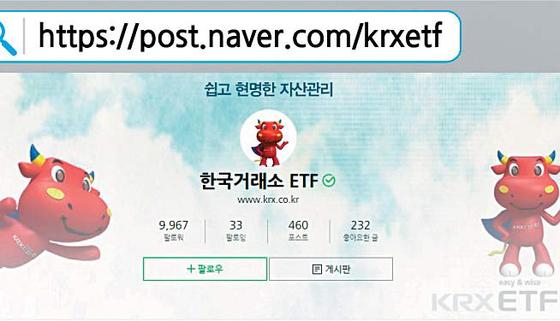 8월 말 현재 총 202개의 해외형 ETF·ETN 상품(ETF 102종목, ETN 100종목)이 한국거래소에 상장되어 있다. 사진은 한국거래소 ETF NAVER 포스트 화면. [사진 한국거래소]
