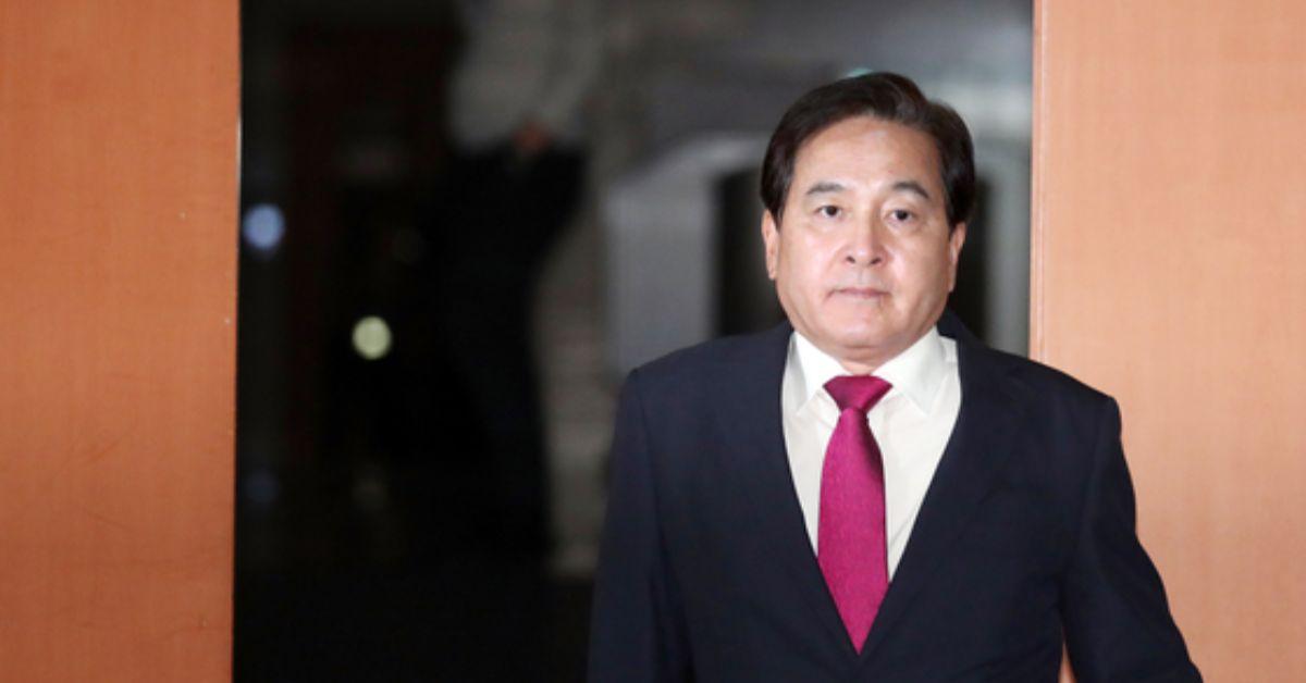 심재철 자유한국당 의원. [뉴스1]
