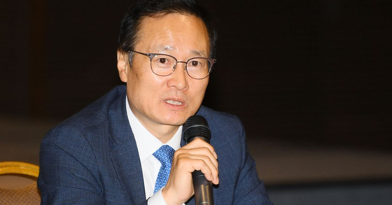 홍영표 더불어민주당 원내대표. [연합뉴스]