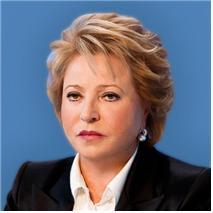 발렌티나 마트비옌코 러시아연방 상원의장